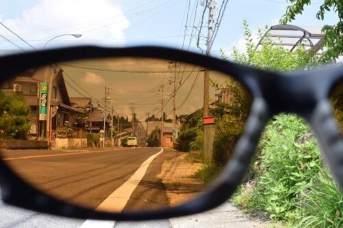 眼鏡のフィルター